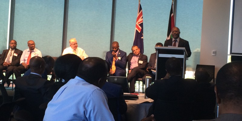Australia – Kenya Investment forum